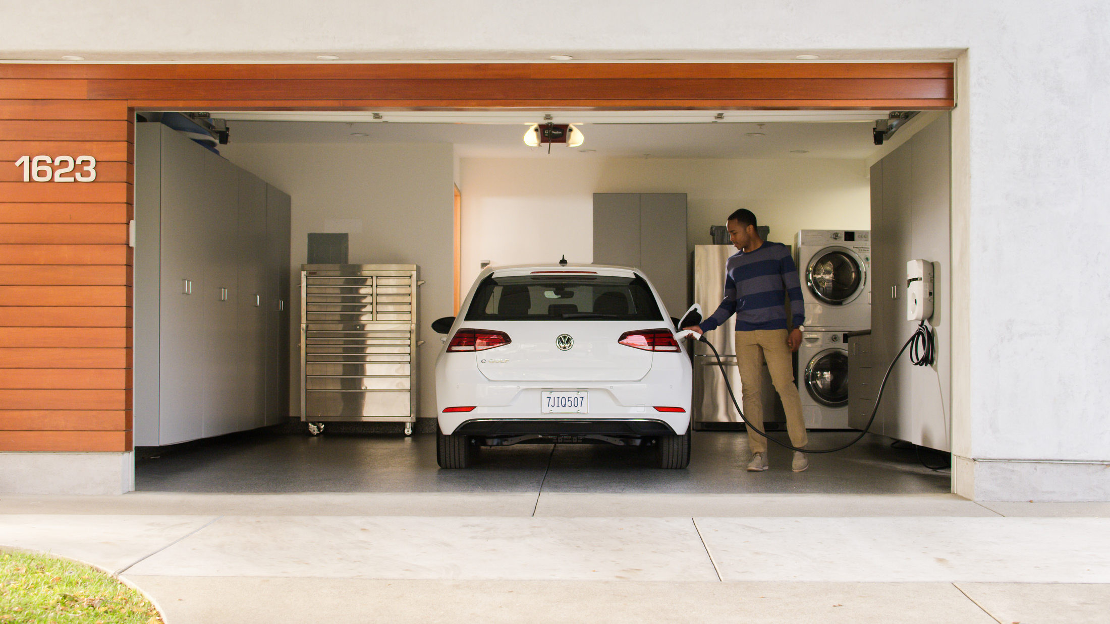 Image result for Preparing Your Garage for an Electric Car